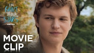 """The Fault In Our Stars """"It's A Metaphor"""" Clip [HD"""