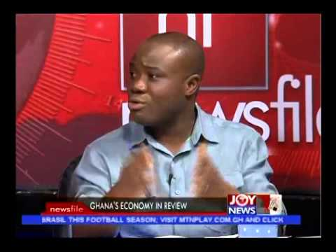 Ghana's Economy in Review - Newsfile on Joy News (12-7-14)