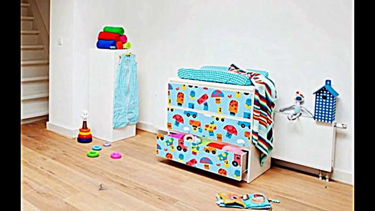 Kinderzimmer einrichten kommode von ikea kreativ for Mobel kinderzimmer ikea