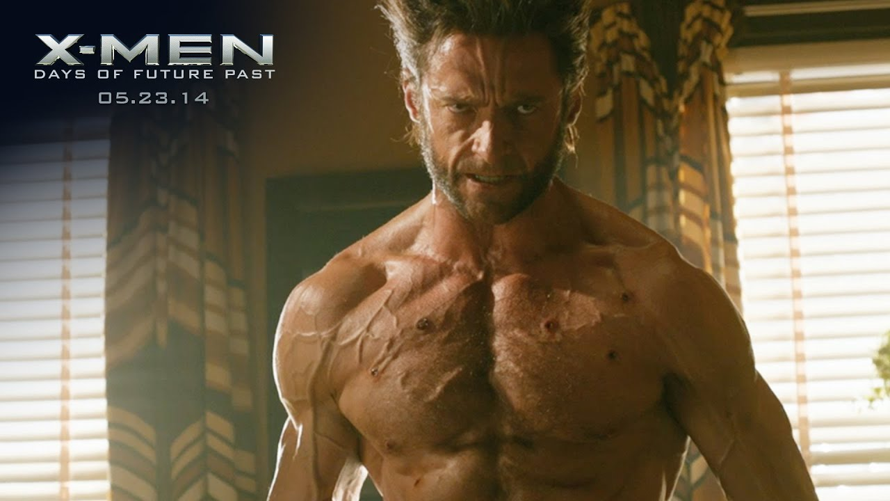 Amazon.com: X-Men: Days of Future Past (The Rogue Cut ...