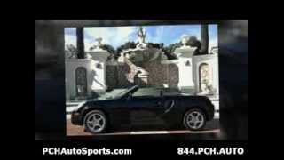 [2002 Toyota MR2 Spyder For Sale PCH Auto Sports Used Pre Owned O] Video