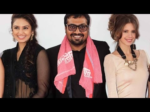 Anurag Kashyap Dating Huma Qureshi