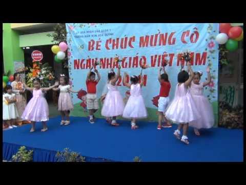 Mừng Ngày Nhà Giáo Việt Nam 20-11-2013