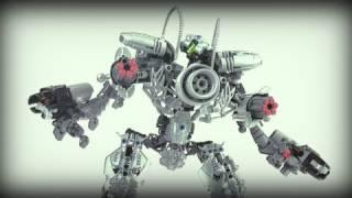 Lego Hero Factory MOC: The Drone (movie Replica)