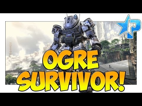 TITANFALL: OGRE Review & Stats! (Titanfall Multiplayer Xbox One Gameplay)