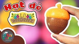 Hạt Dẻ bất ngờ Li'l Woodzeez và những nhân vật dễ thương muốn xỉu - ToyStation 134