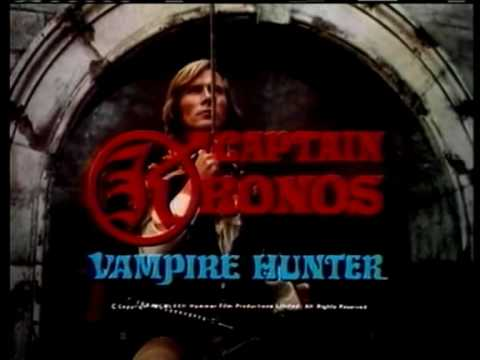 "Captain Kronos: Vampire Hunter 1974 Trailer, Trailer for ""Captain Kronos – Vampire Hunter"". ""Captain Kronos – Vampire Hunter"" is a 1972 British horror film directed by Brian Clemens, and produced by Hammer Film Productions."