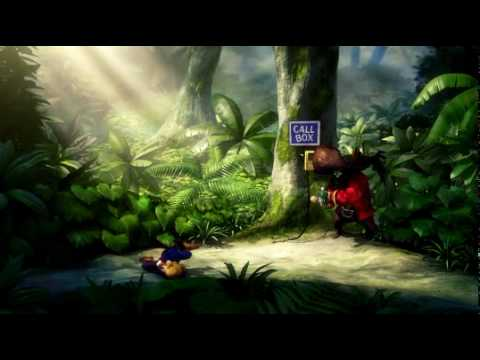 Monkey Island 2 - Special Edition E3 2010 Trailer