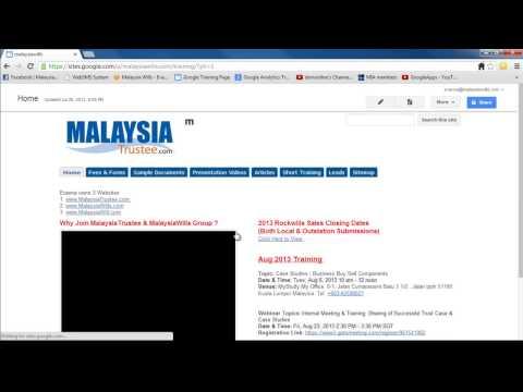Malaysia Wills & Trust Recruitment Video