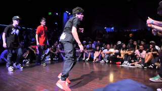 Lions Of Zion Vs Skill Brat Renegades| Semi-Finals Bboy
