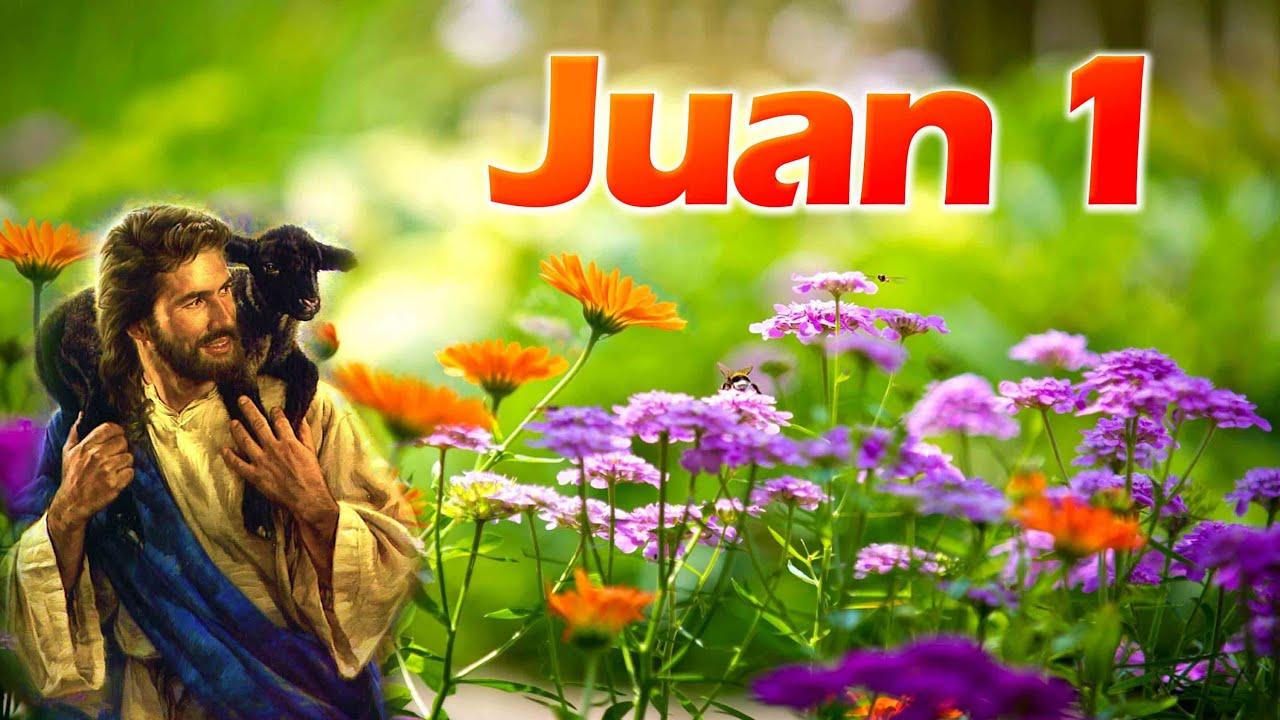 Juan Capitulo 1 | Biblia En Audio Gratis - YouTube