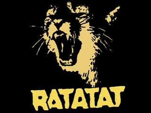 Ratatat Wild Cat