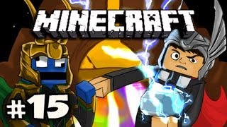 Minecraft: Asgard Adventures W/Nova & Kootra Ep.15 WHATS