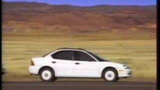 1995 Plymouth Neon Commercial ×3