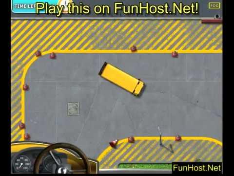 Ônibus escolar licença - o jogo de vídeo