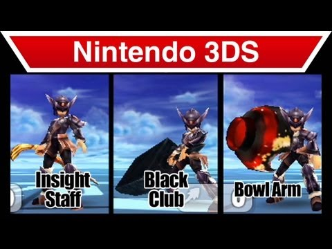 Nintendo 3DS - Kid Icarus: Uprising Multiplayer Demo