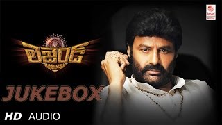 Legend Movie Audio Songs I Legend  Jukebox I Legend Full Songs HD | Balakrishana, Jagapathi Babu