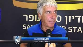 Q3 Preliminari UEL, Gian Piero Gasperini: