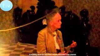 "Edward ""Ed"" Lorraine Warren At The Mark Twain House"