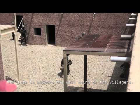 AFGHAN NATIONAL ARMY SPECIAL OPERATIONS:  The Pride of Patriots    (Documentary)