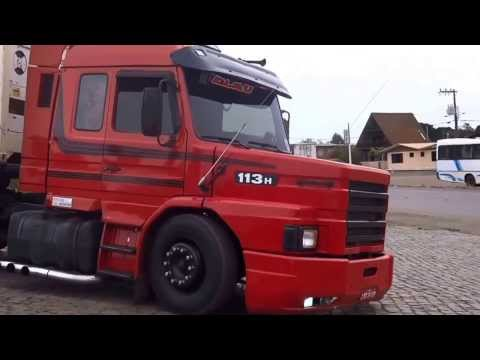 Scania 113 do Glau