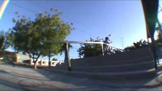 sponsor me 2 skate video – Angel Vargas