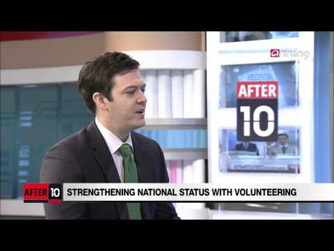 After10 - Ep118C03 Support from Korea for the UN volunteers