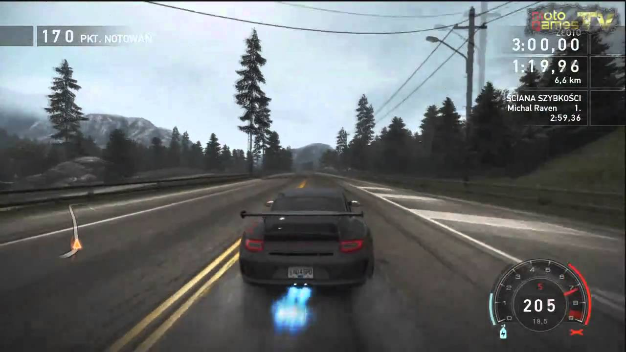need for speed hot pursuit xbox 360 porsche 911 gt3 rs. Black Bedroom Furniture Sets. Home Design Ideas