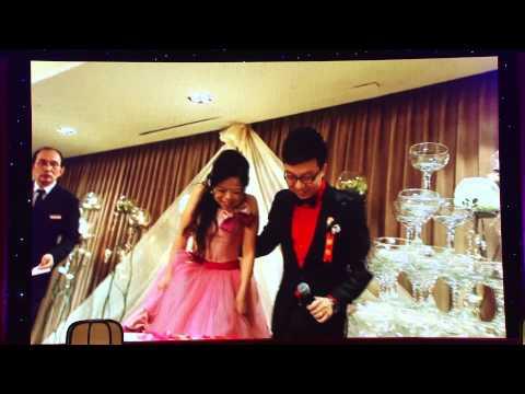 China Wedding Highlights - Zhu Mi & Pei Pei