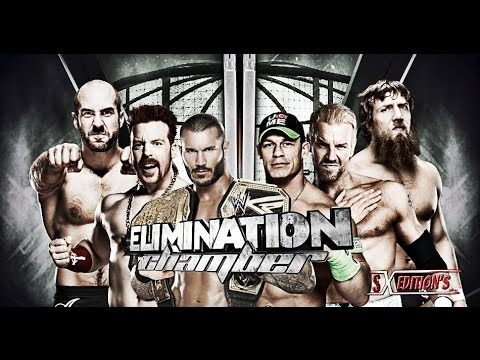Everything Wrong With WWE Elimination Chamber 2014 | WWE SMACKDOWN FULL SHOW
