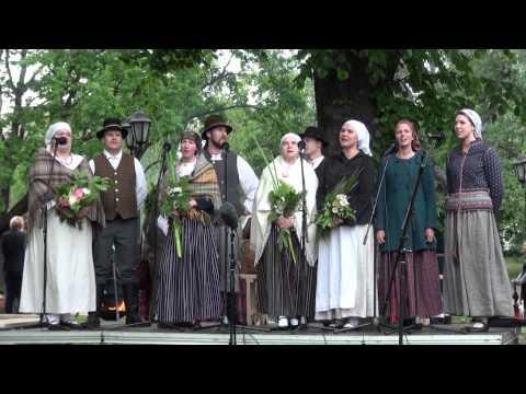 VIII Ziemeļu un Baltijas valstu Dziesmu svētku 00143-146