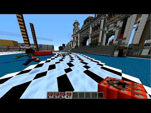 Minecraft WINTER OLYMPICS (Minecraft Mini-Game)