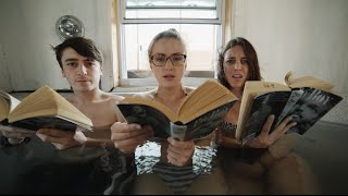 Hot Tub Book Clubs Are Very Real And Awkward