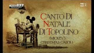 Titoli In Italiano: Canto Di Natale Di Topolino