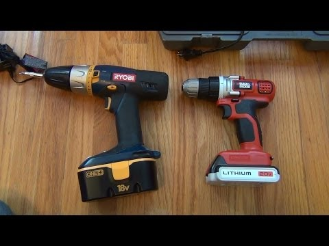 Black & Decker 20v MAX Lithium Drill/Driver (LDX120C) Review