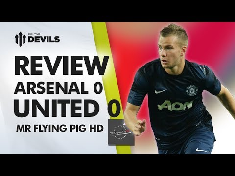 He Must Be Maradona In Training! | Arsenal 0-0 Manchester United | REVIEW