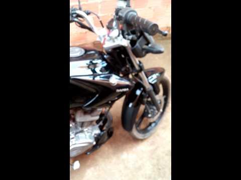 DAFRA RIVA 150 - VÍDEO APRESENTANDO A MOTO