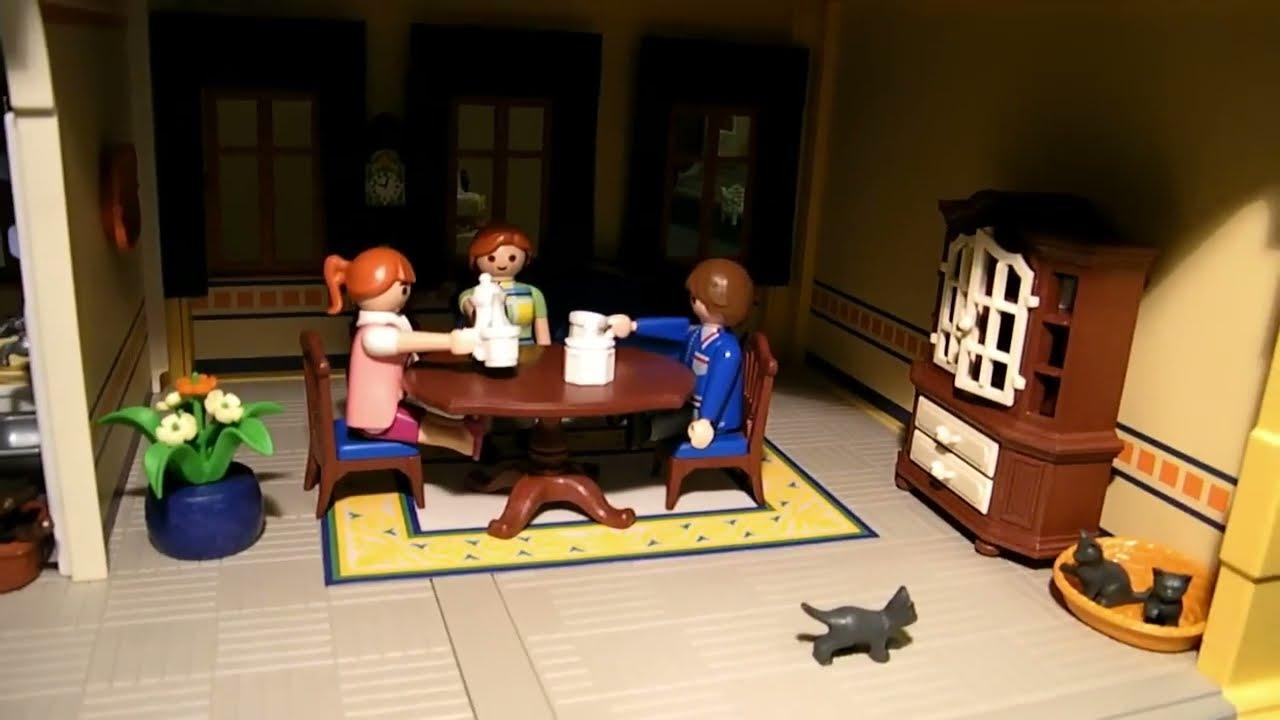 Casa de mu ecas playmobil de mar a parte 1 youtube - Gran casa de munecas playmobil ...