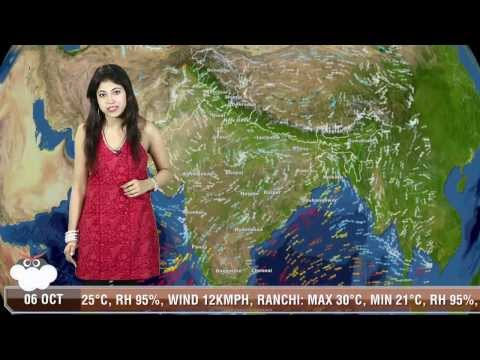 06 October Monsoon Update: Skymet Weather