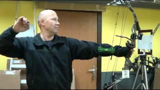 Блочный лук PSE NOVA - стрельба без стрелы