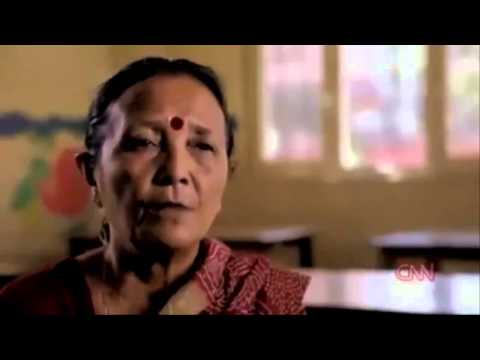 Anuradha Koirala. The HERO, fighting for