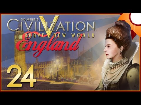 Civilization V Brave New World as England - Episode 24 ...The Ultimate Weapon...