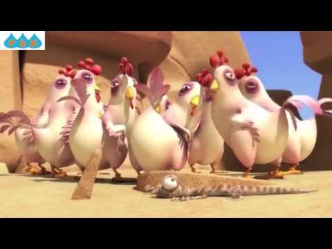 Phim hoạt hình thằn lằn sa mac Oscar full HD