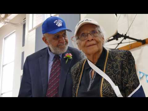 Thoughtful surprise for reverend 60 years after racist incident