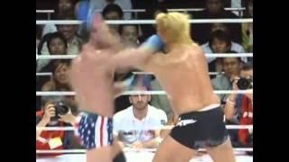 Najlepsza Walka MMA DON FRYE Vs YOSHIHIRO TAKAYAMA