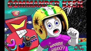 Longplay: Commander Keen 5 - The Armageddon Machine (1991) [ms-dos]