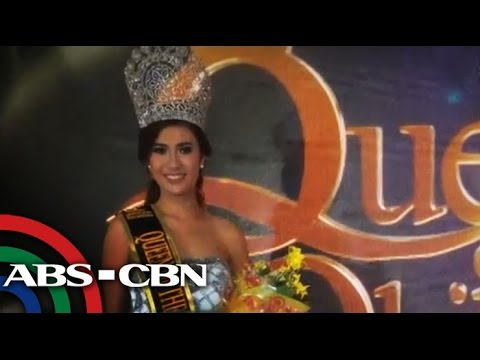 Deaf Pinay wins Queen of the Philippines title