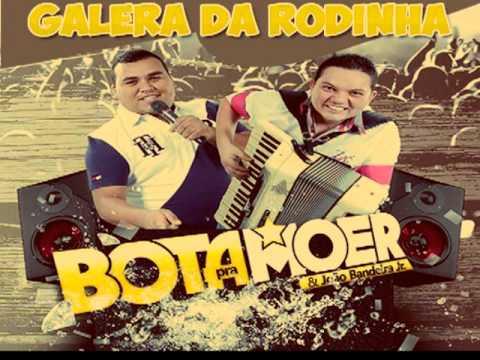 Forró Bota Pra Moer - Galera da Rodinha ( Nova 2014 ) [Medio - Grave]