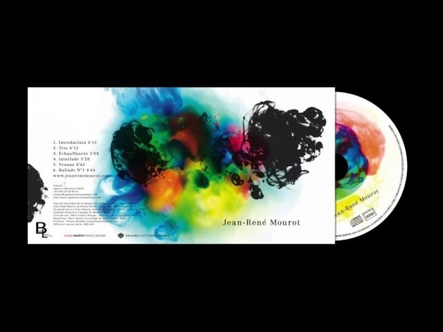 Jean-René Mourot - Interlude - Solo Piano EP