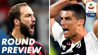Who Will Win the Battle of Milan v Juventus? | R12 Preview | Serie A